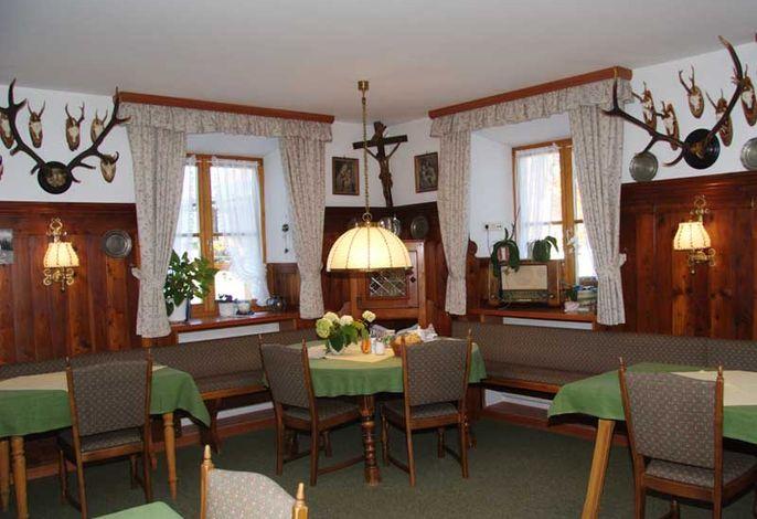 Frühstücksraum im Menkenhof