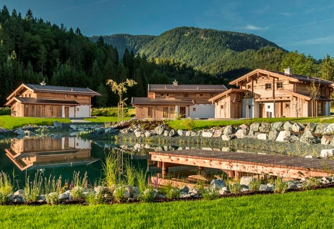 unsere Chalets