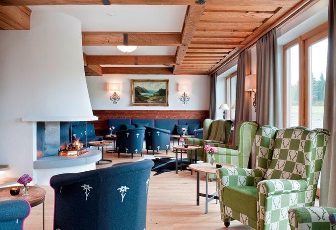 Das Hotel Gut Steinbach