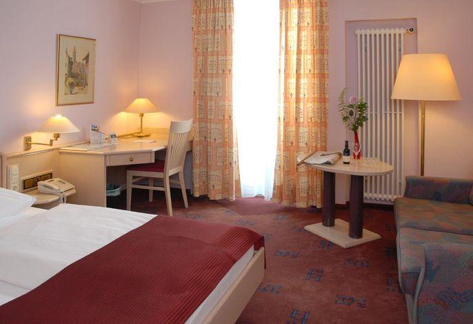Doppelzimmer Lindacher Hof