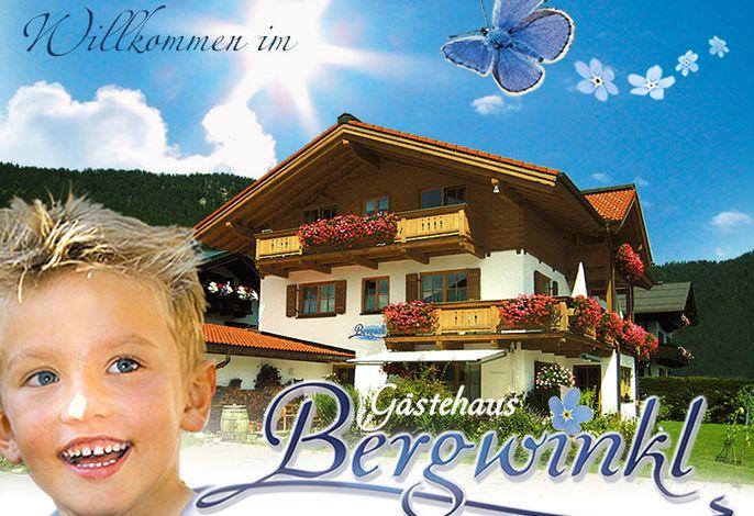 Willkommen im Gästehaus Bergwinkl
