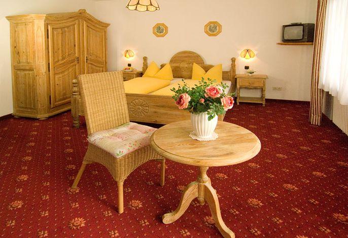 Zimmer Benzeck im Gästehaus Tanneck