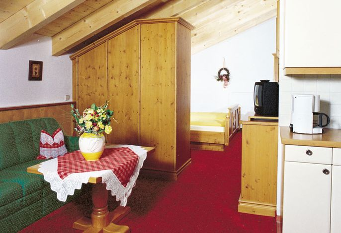 Appartement Unterberg im Gästehaus Tanneck