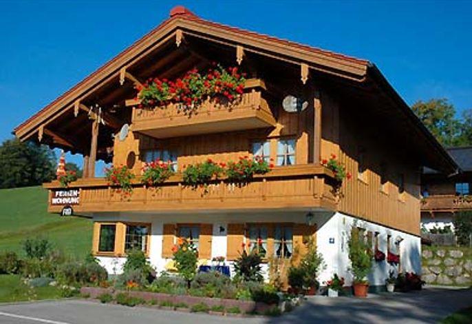 Das Haus Sonja im Sommer