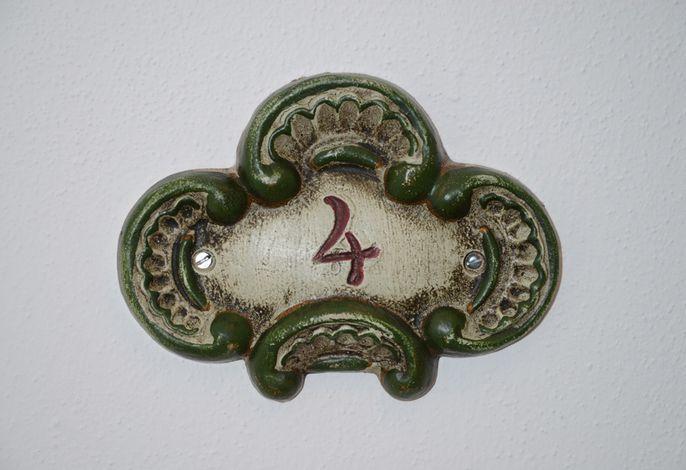 die Wohnung Nr. 4
