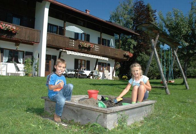 Garten und Spielwiese am Knapphof