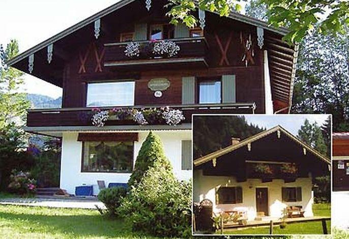Gästehaus Vogel Walter und Almhütte Seegatterl (kleines Bild)