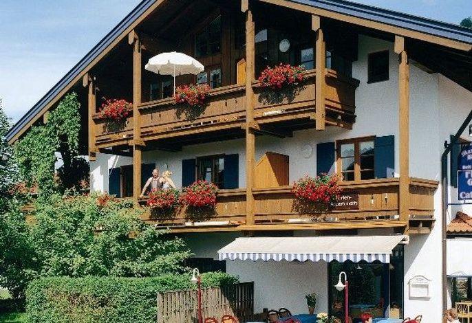 Ansicht des Gästehauses Hanna Teifel
