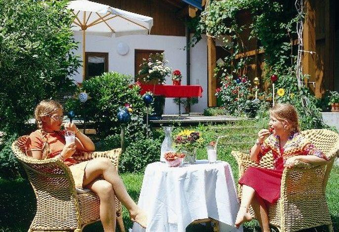 Gartenim Gästehaus Hanna Teifel