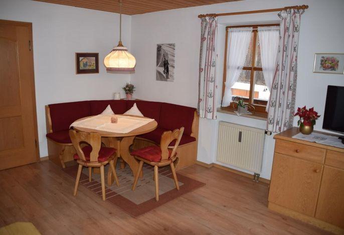 in der Wohnung Unterberg