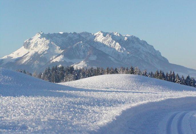 Winterlandschaft Beim Hanslbauer