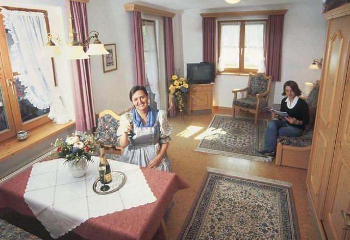 Appartement 3 im Gästehaus Lechner