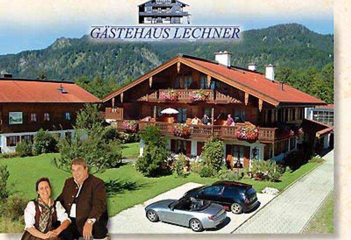 Herzlich willkommen im Gästehaus Lechner