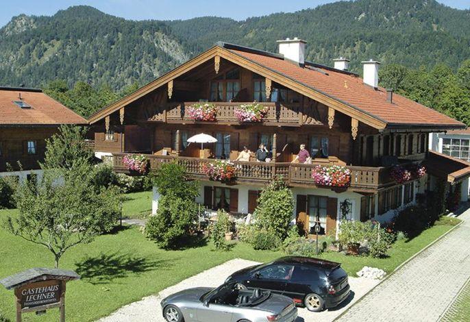Das Gästehaus Lechner zur Sommerzeit