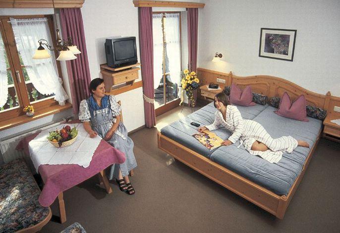 Appartement 4 im Gästehaus Lechner