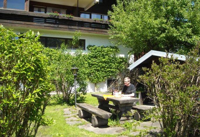 Garten von Haus Alpenglüh'n