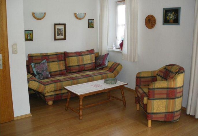 Ferienwohnung Laubhuber - Wohnzimmer -