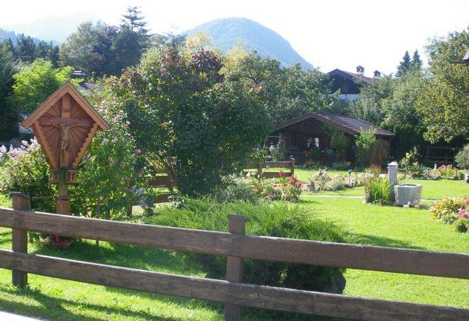 Ferienwohnung Laubhuber - Garten-