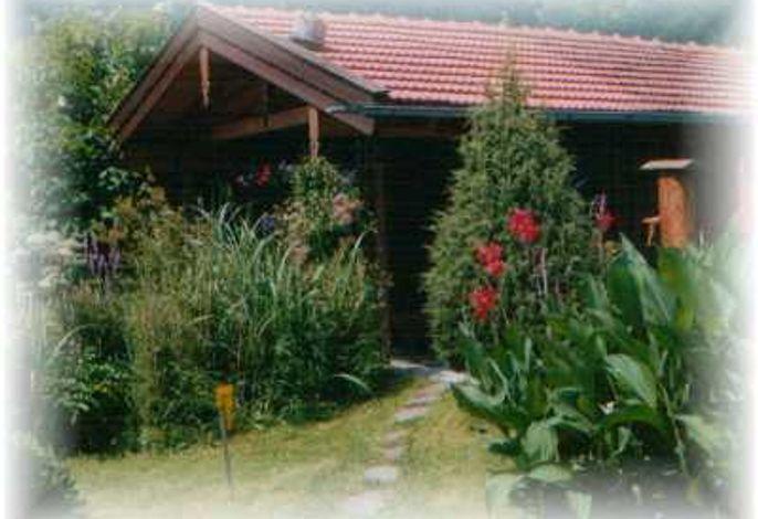 Haus Schäfer - Gartenhaus