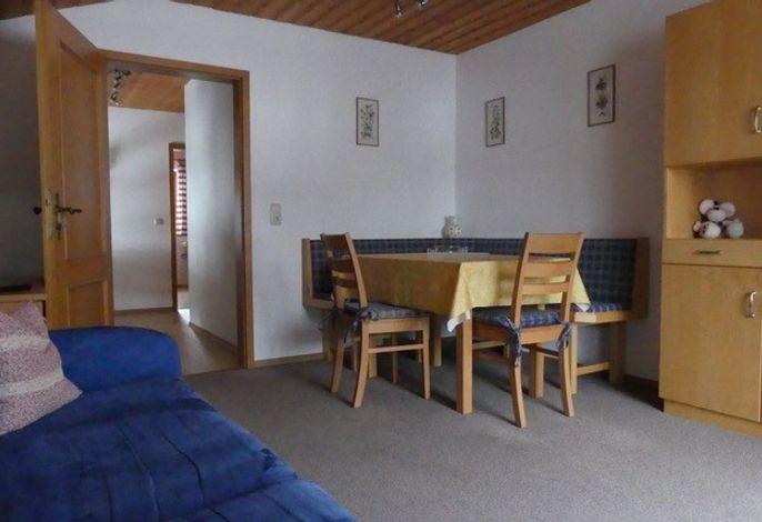 Ferienwohnung Kampenwand - Wohnzimmer