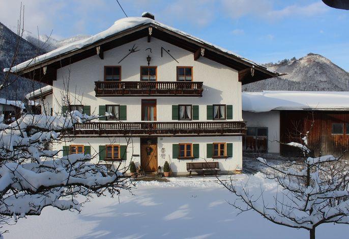 Schwaigerhof im Winter