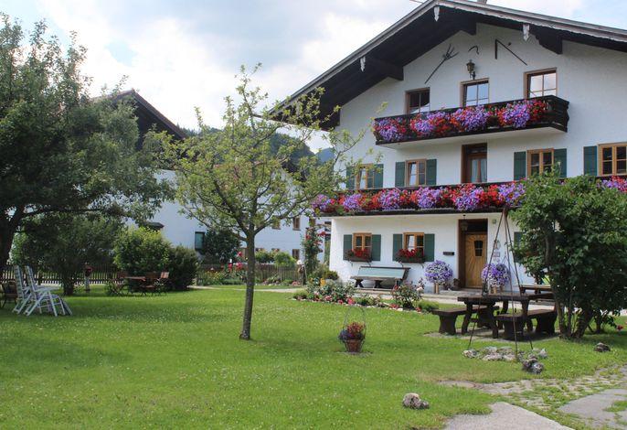 Garten und Grillplatz
