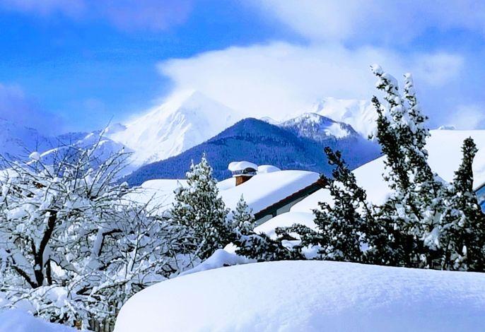 Winter in Unterwössen