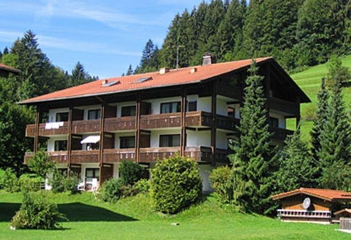 ciao-aschau Sachrang-Haus Spitzstein Ap09 Klos
