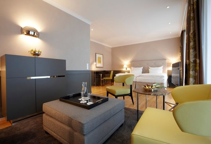 Romantik Hotel Das Lindner (DE Bad Aibling) - - 111