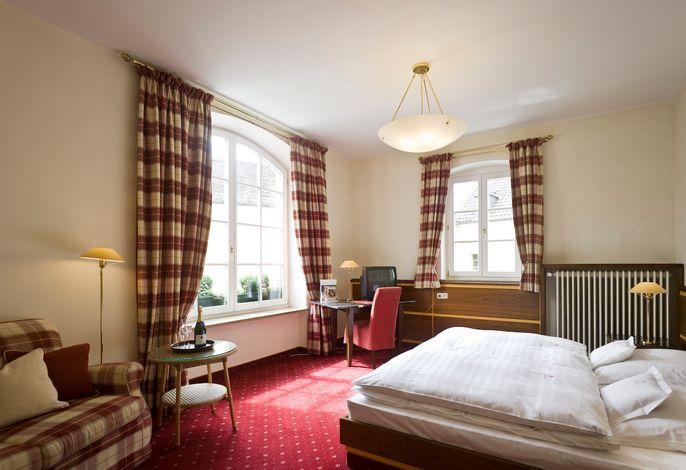 Komfort Zimmer mit möglichem Zusatzbett
