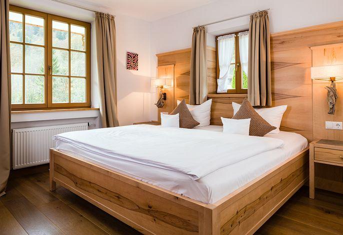 Schlafzimmer Alpenmohn