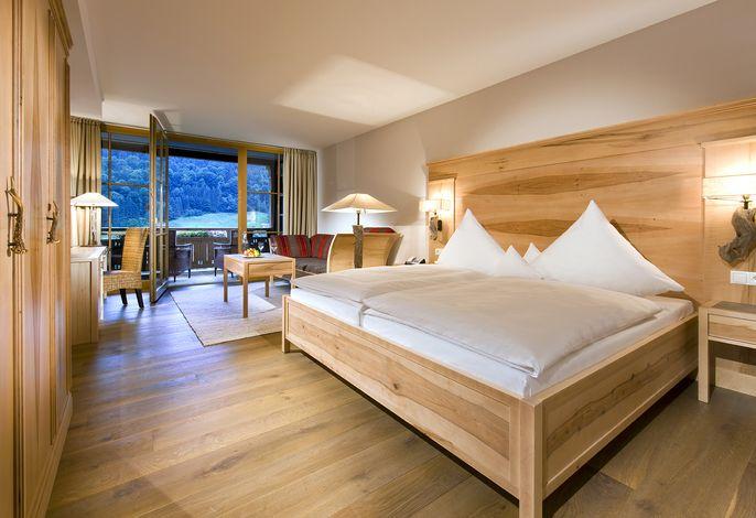 Wohn- und Schlafzimmer Königskerze