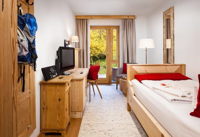 Wohn- und Schlafbereich Gänseblümchen