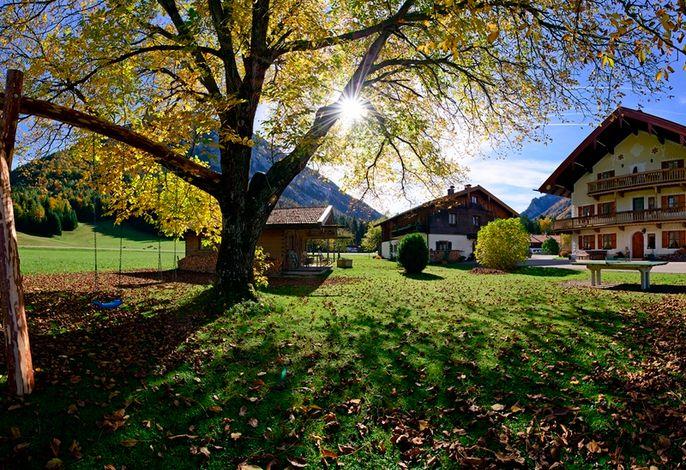 Ramslerhof im Herbst