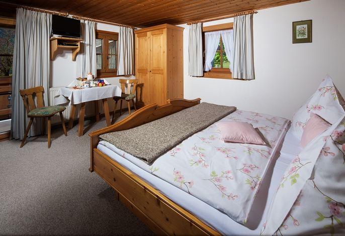 Doppelzimmer Bergsteigerkammer