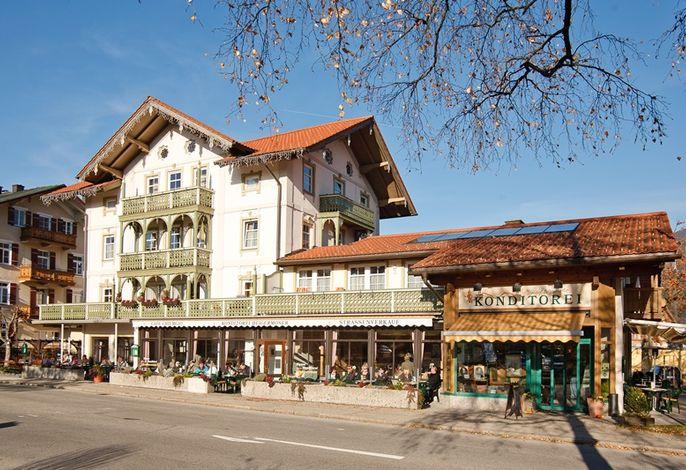 Ferienwohnungen im Cafe Chiemgau