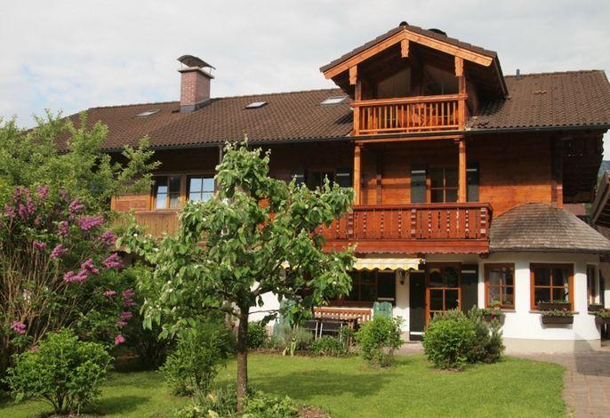 Aussenansicht Haus am Wandei