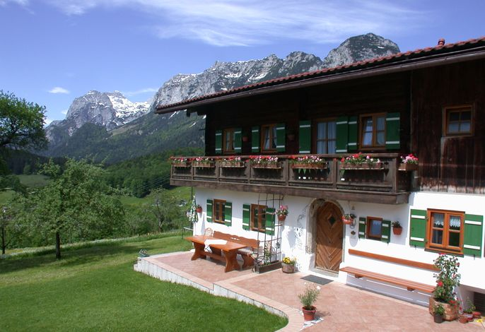 Haus Langbruck Ferienwohnungen