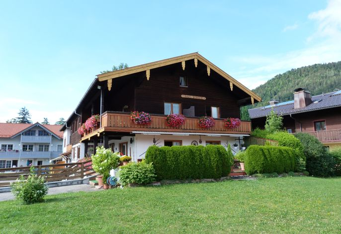 Willkommen im Gästehaus Berger