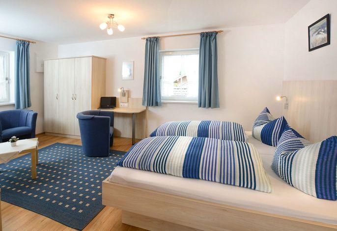 Ferienwohnung 1 Rauschberg - Schlafzimmer