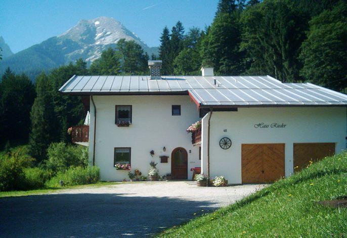 Gästehaus Rieder Ferienwohnung