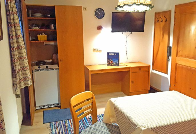 Appartement im Erdgeschoß
