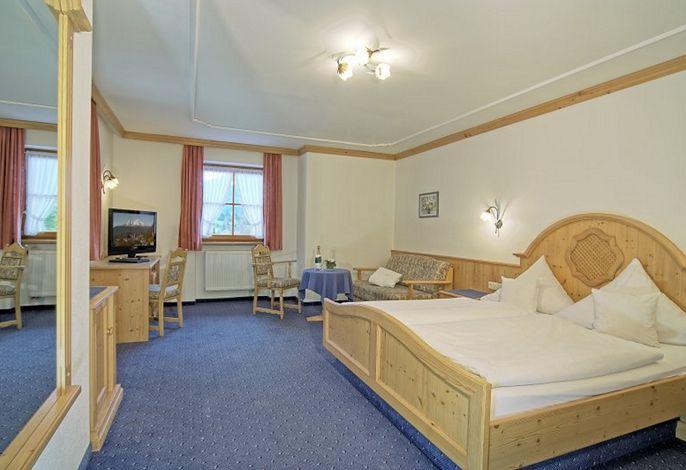 Gästezimmer im Hotel Reissenlehen