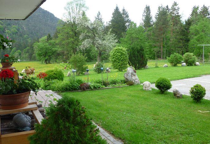 Garten und Felder