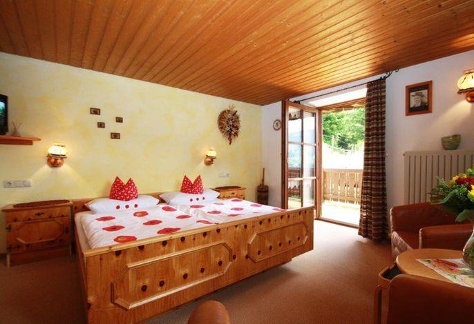 Alm 2 Schlafzimmer