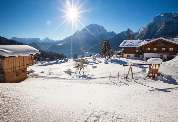 Alpenpension Ettlerlehen Ferienwohnungen