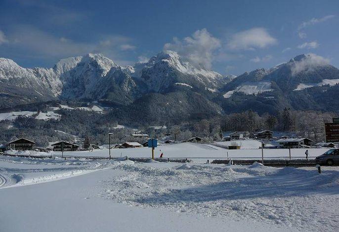 Schönau im Winter