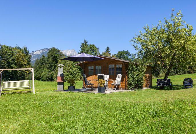 Grill- und Gartenhaus