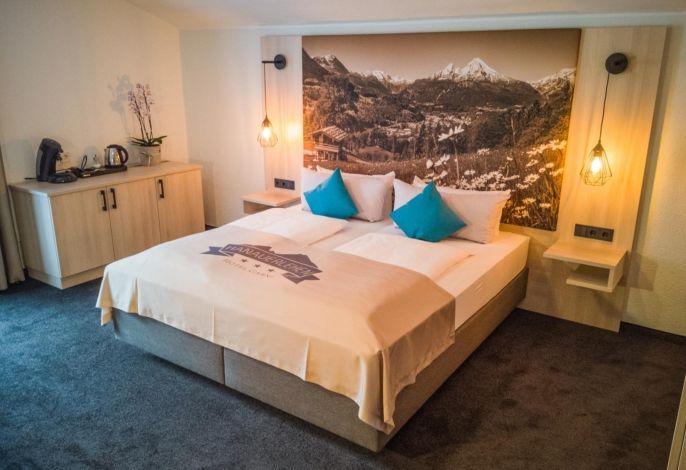 Suite bzw. Familienzimmer Königssee (45 m²)