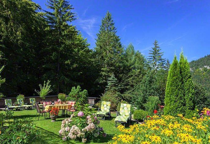Tolle Gartenanlage-Idylle im Grünen